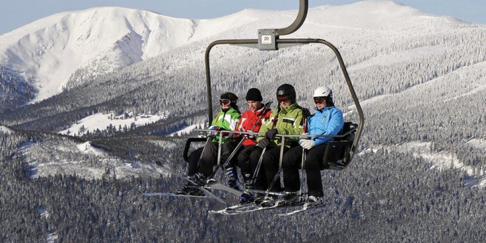Skiopening 6.12-8.12.2019