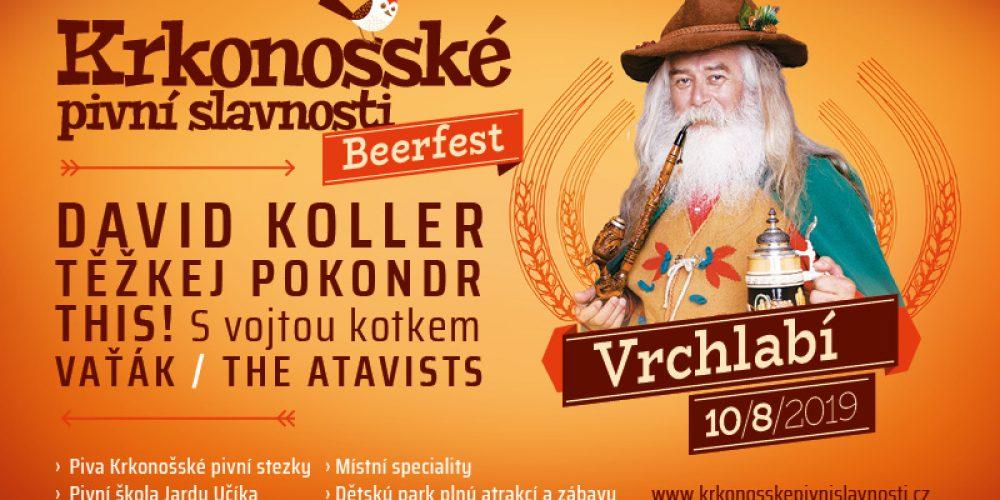 Krkonošské pivní slavnosti ve Vrchlabí